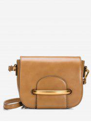 Flap Mini Crossbody Bag -