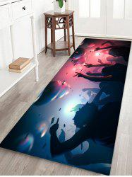 Christmas Celebrate Printed Floor Mat -