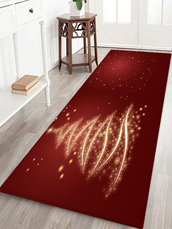 Best Christmas Theme Printed Floor Mat