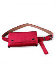 Stylish Fanny Pack Hip Bum Belt Bag -