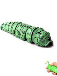Infrared Remote Control Electronic Reptiles Trick Toy -