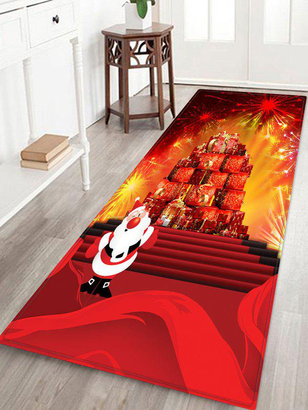 Latest Father Christmas Gift Printed Floor Mat