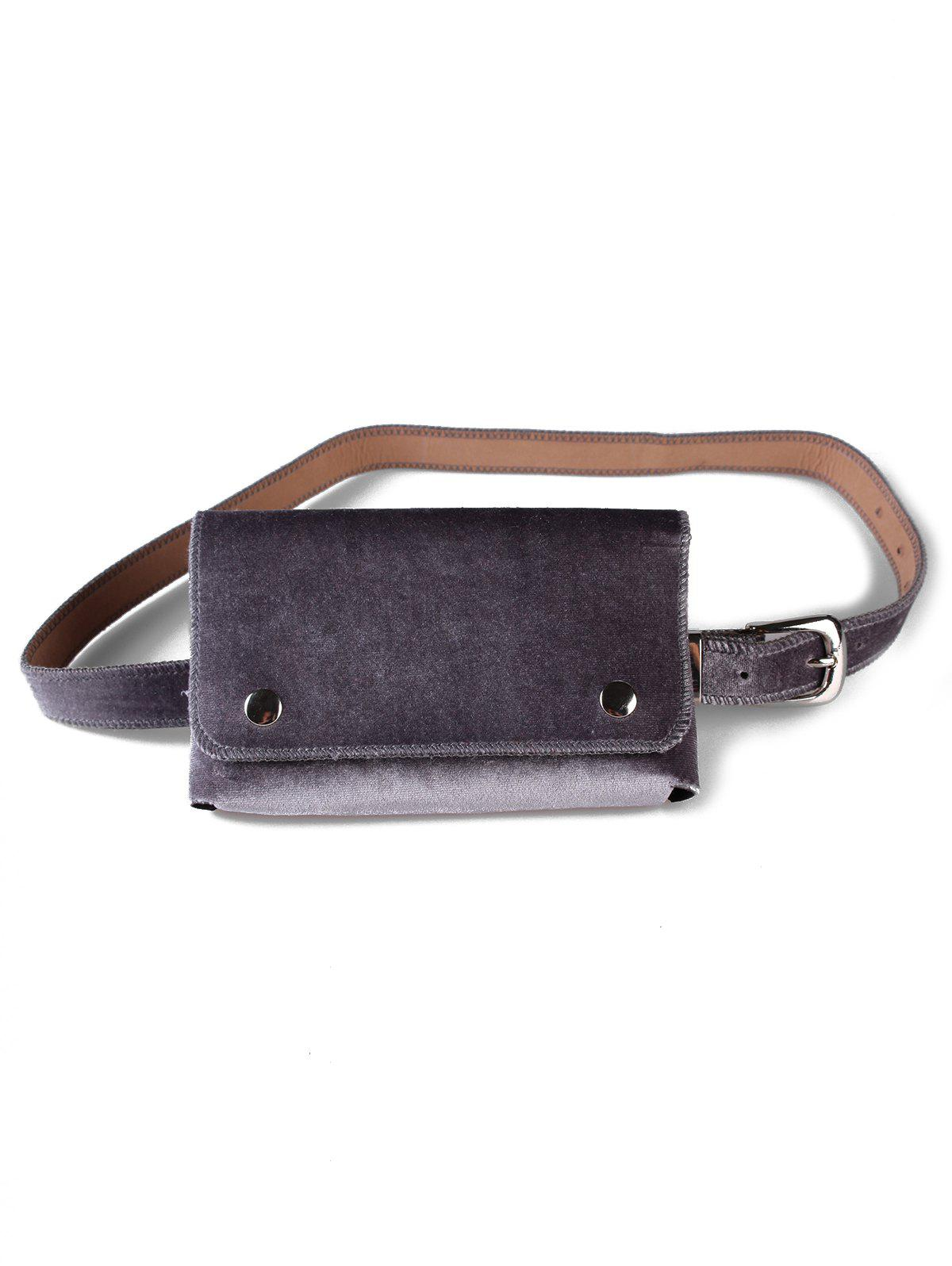 Outfits Stylish Fanny Pack Hip Bum Belt Bag