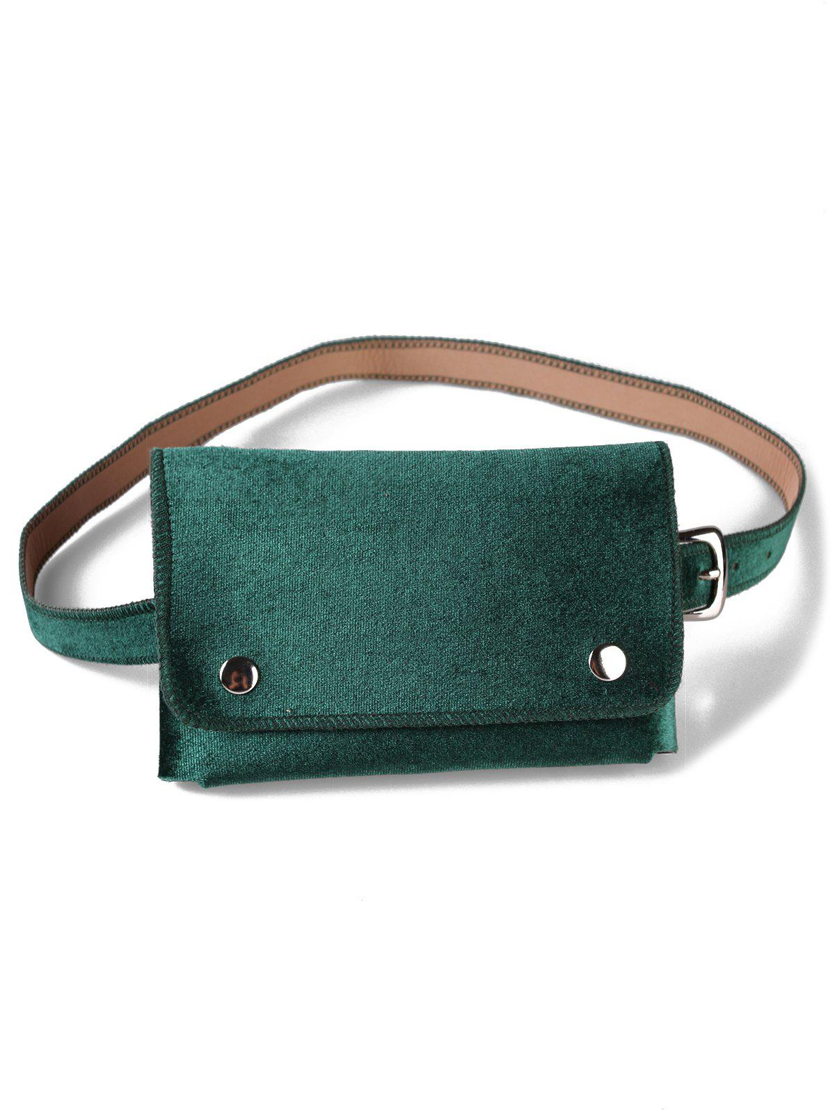 New Stylish Fanny Pack Hip Bum Belt Bag