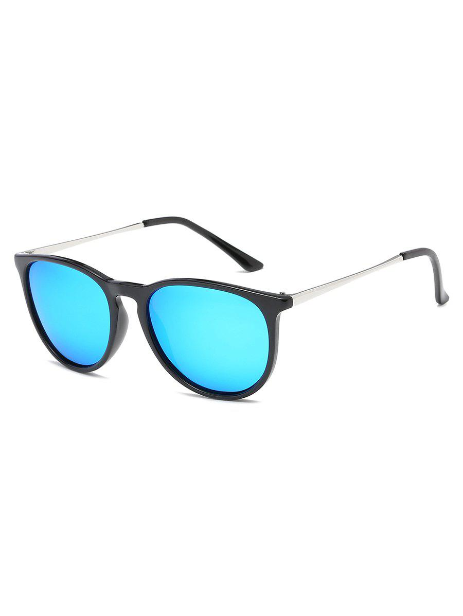 Latest Anti Fatigue Oval Lens Driving Sunglasses
