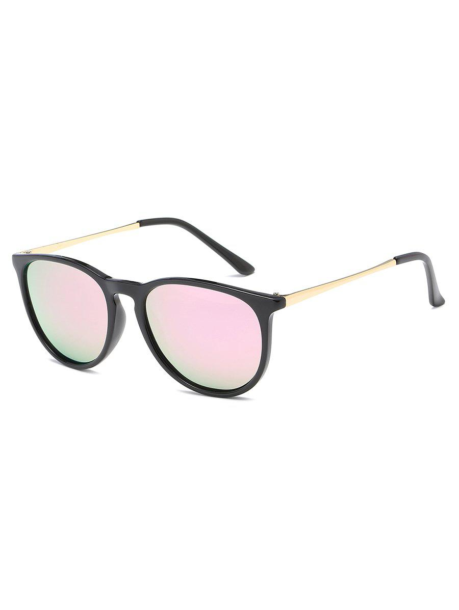 Affordable Anti Fatigue Oval Lens Driving Sunglasses