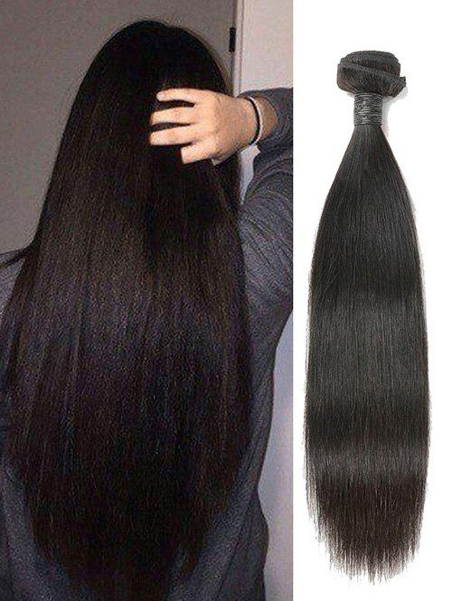 Online Indian Virgin Straight Human Hair Weaves