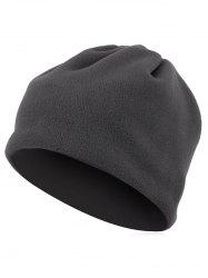 Solid Color Multi-use Beanie and Scarf -