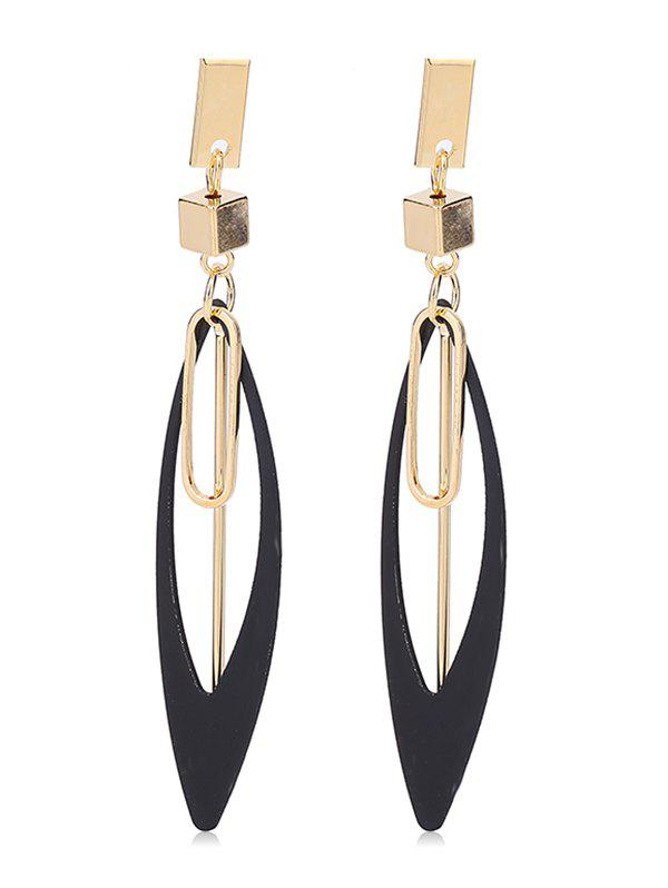 Hot Stylish Geometry Alloy Drop Earrings