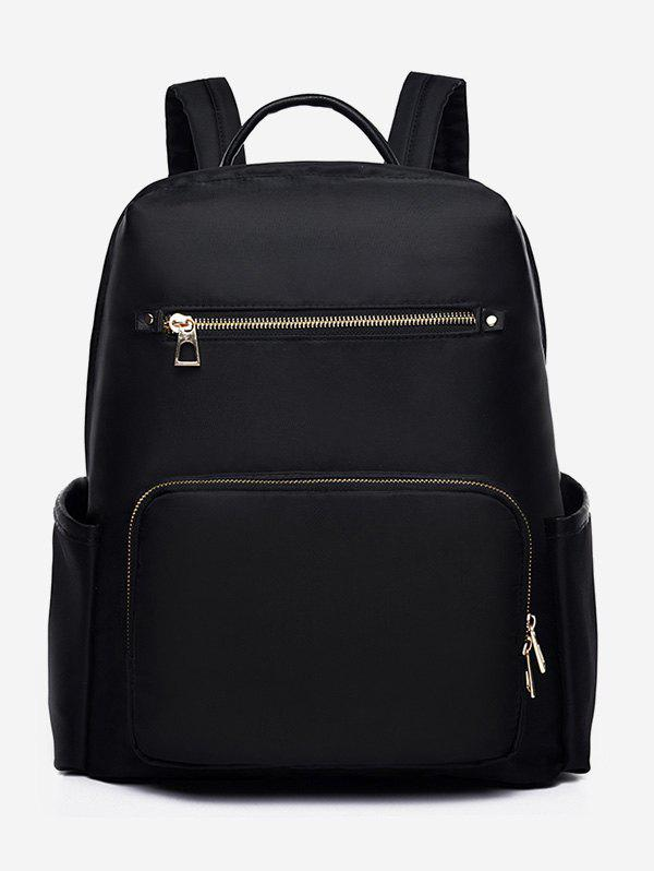 Latest Front Pocket Nylon School Backpack