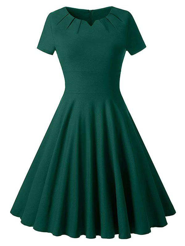 Sale Knee Length Vintage Cocktail Dress