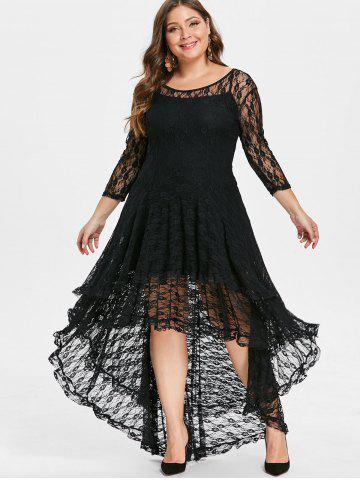 Plus Size Lace Dresses Womens Cocktail And Formal Plus Size Lace