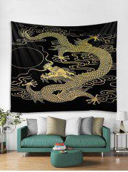 Dragon Pattern Tapestry Wall Hanging Decoration -
