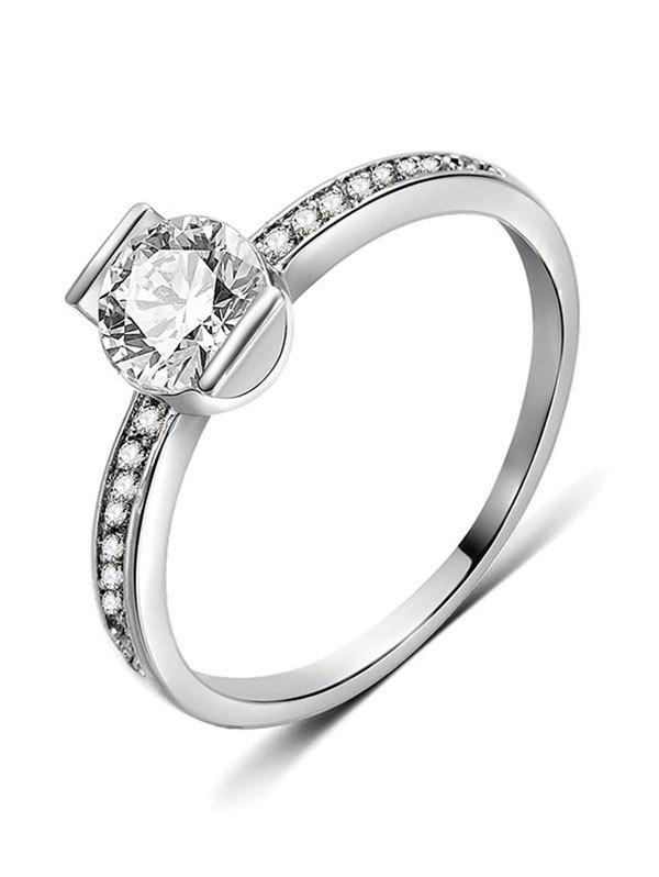 Hot Artificial Diamond Decorative Finger Ring
