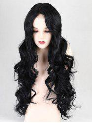 Long Middle Part Loose Wave Party Synthetic Lace Front Wig -