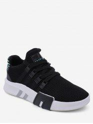 Lace Up Mesh Casual Sport Shoes -