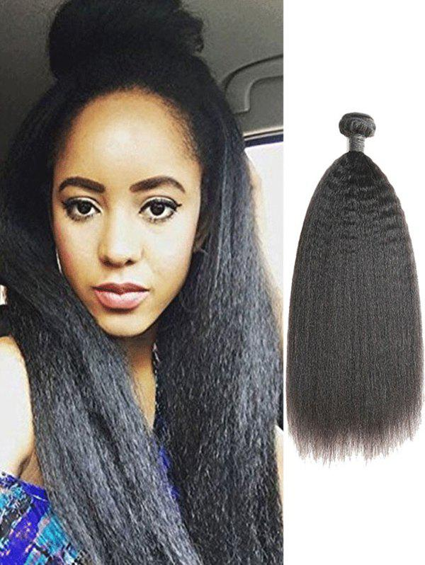 39 Off 2018 1pc Indian Virgin Kinky Curly Human Hair Weave In