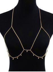 Geometric Bikini Body Jewelry Chain -