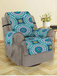 Mandala Pattern Couch Cover -