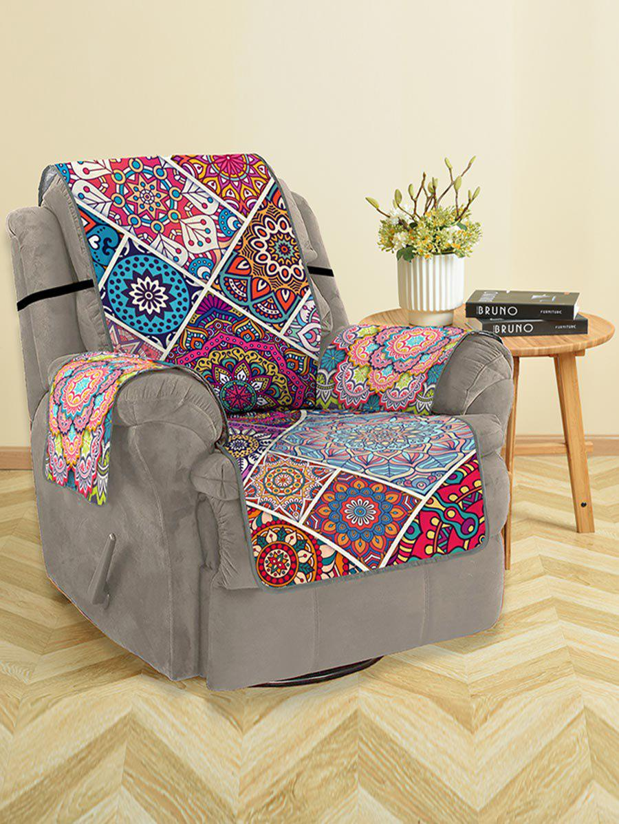 Store Mandala Patchwork Pattern Couch Cover