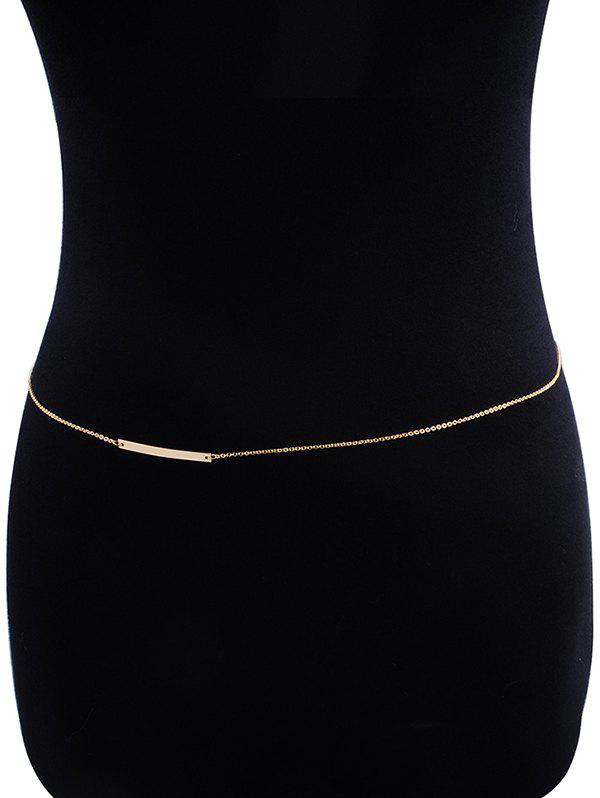 Sale Bar Shape Decoration Belly Chain Jewelry