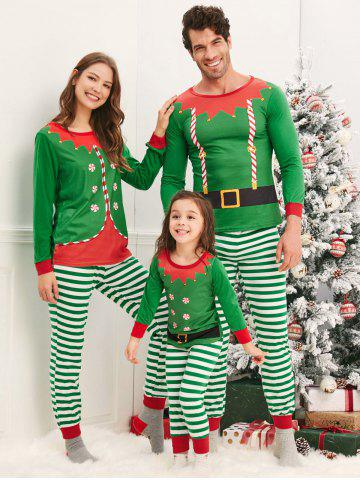 71 christmas elves matching family pajamas - Family Pajamas Christmas