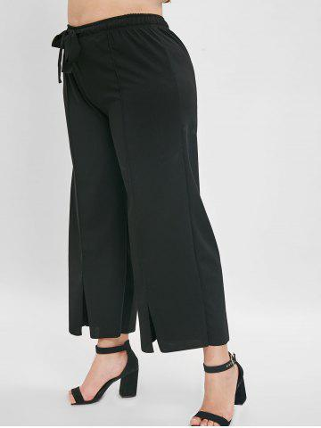 013566263cd7e Plus Size Drawstring Pants - Free Shipping