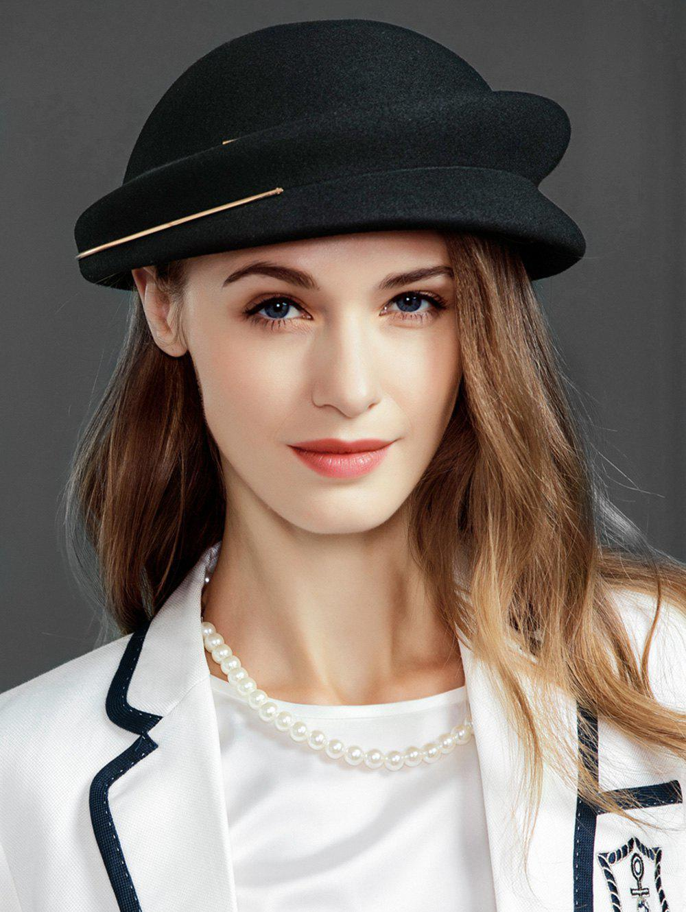 Stylish Solid Color Cocktail Party Beret