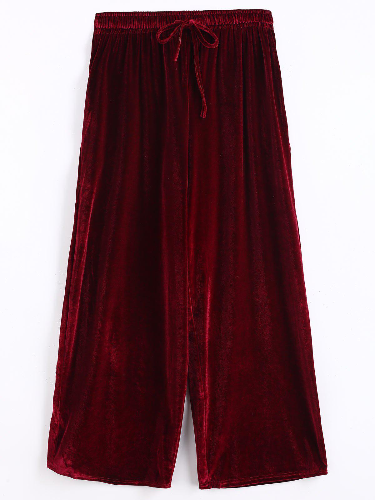 Store Plus Size Ninth Velvet Pants