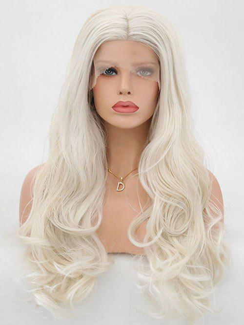 Sale Lace Front Synthetic Long Wavy Party Cosplay Wig