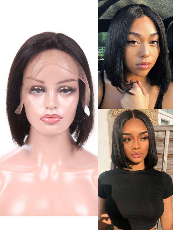 Shop Free Part Straight Peruvian Human Hair Full Lace Wig