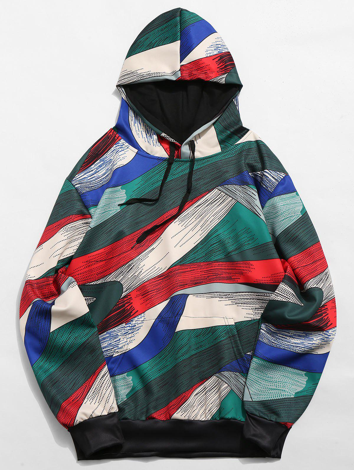 Abstract Art Hoodies