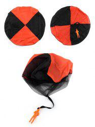 Hand Throwing Soldier Parachute Toy for Kids -