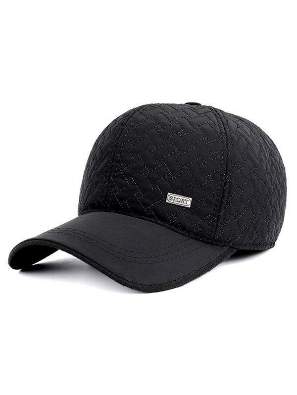 Online Outdoor Block Embroidery Baseball Cap
