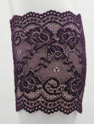 Vintage Lace Boot Cuffs Leg Warmers -