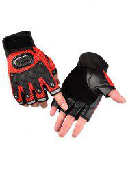 Outdoor Fingerless Hiking Cycling Sport Gloves -