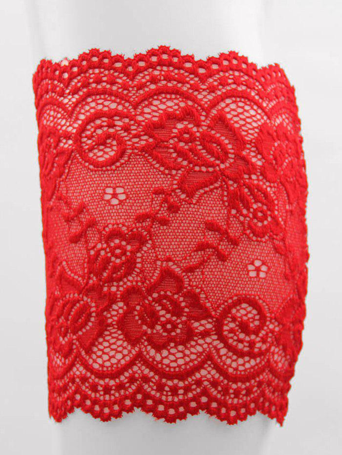 Discount Vintage Lace Boot Cuffs Leg Warmers