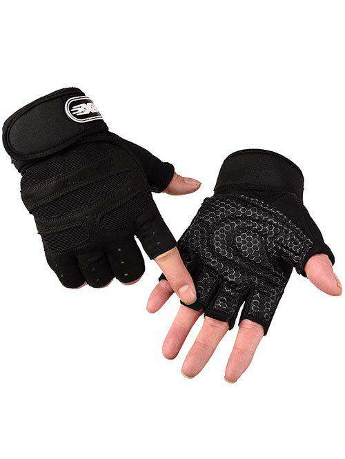 Outfits Non-Slip Fingerless Sport Gloves