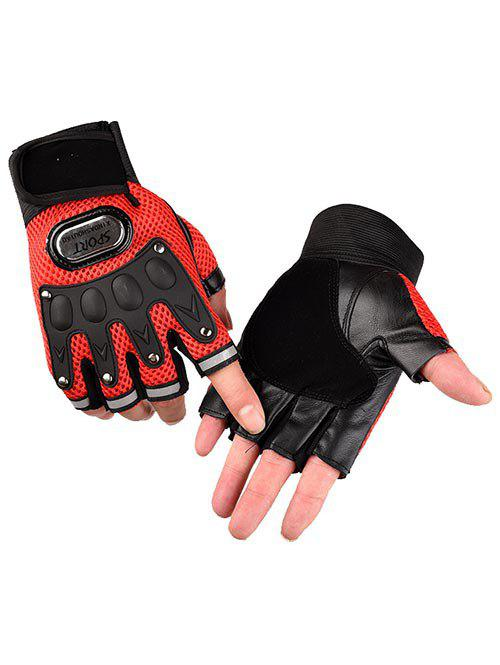 Affordable Outdoor Fingerless Hiking Cycling Sport Gloves