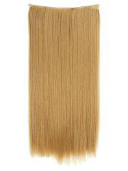 Heat Resistant Synthetic Straight Hair Weave -