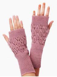 Winter Hollow Out Knitted Gloves -