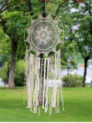 Lace Handmade Dream Catcher Wall Hanging -