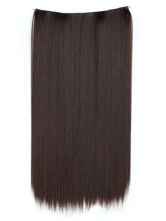 New Heat Resistant Synthetic Straight Hair Weave