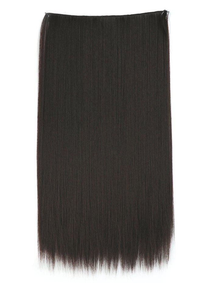 Shop Heat Resistant Synthetic Straight Hair Weave