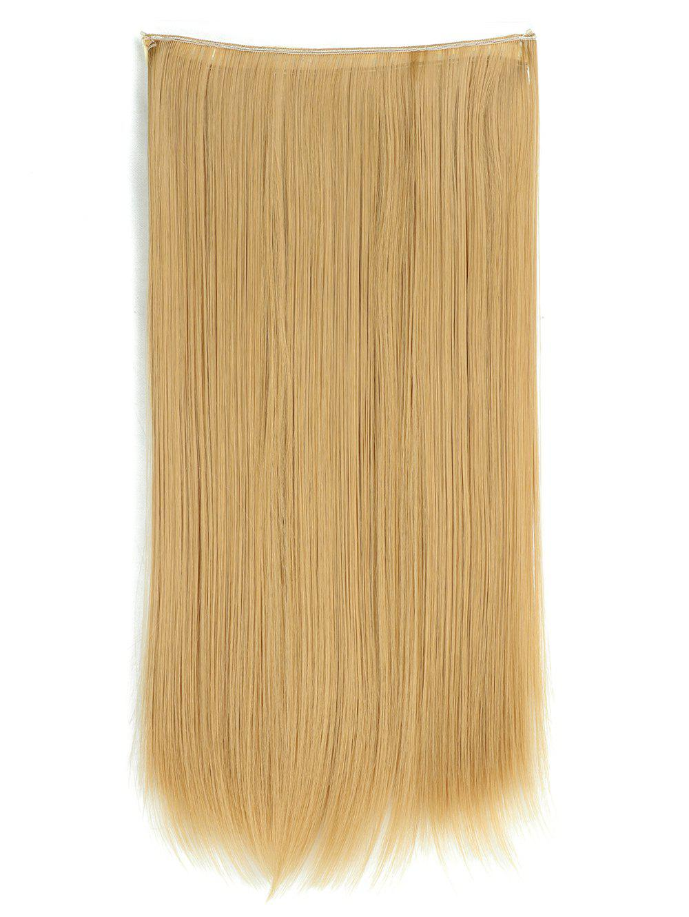Outfit Heat Resistant Synthetic Straight Hair Weave