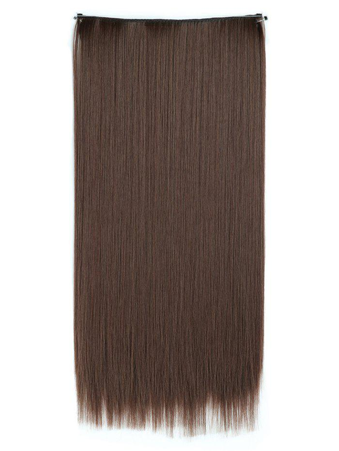 Unique Heat Resistant Synthetic Straight Hair Weave