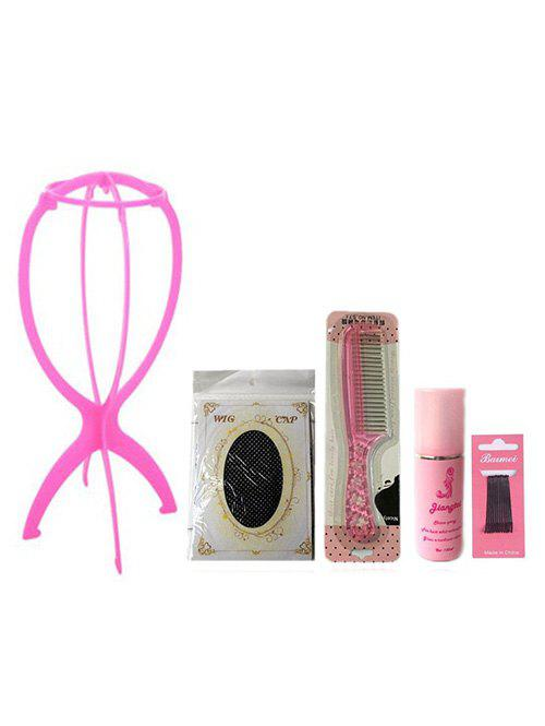 Affordable Wig Care Tools Set