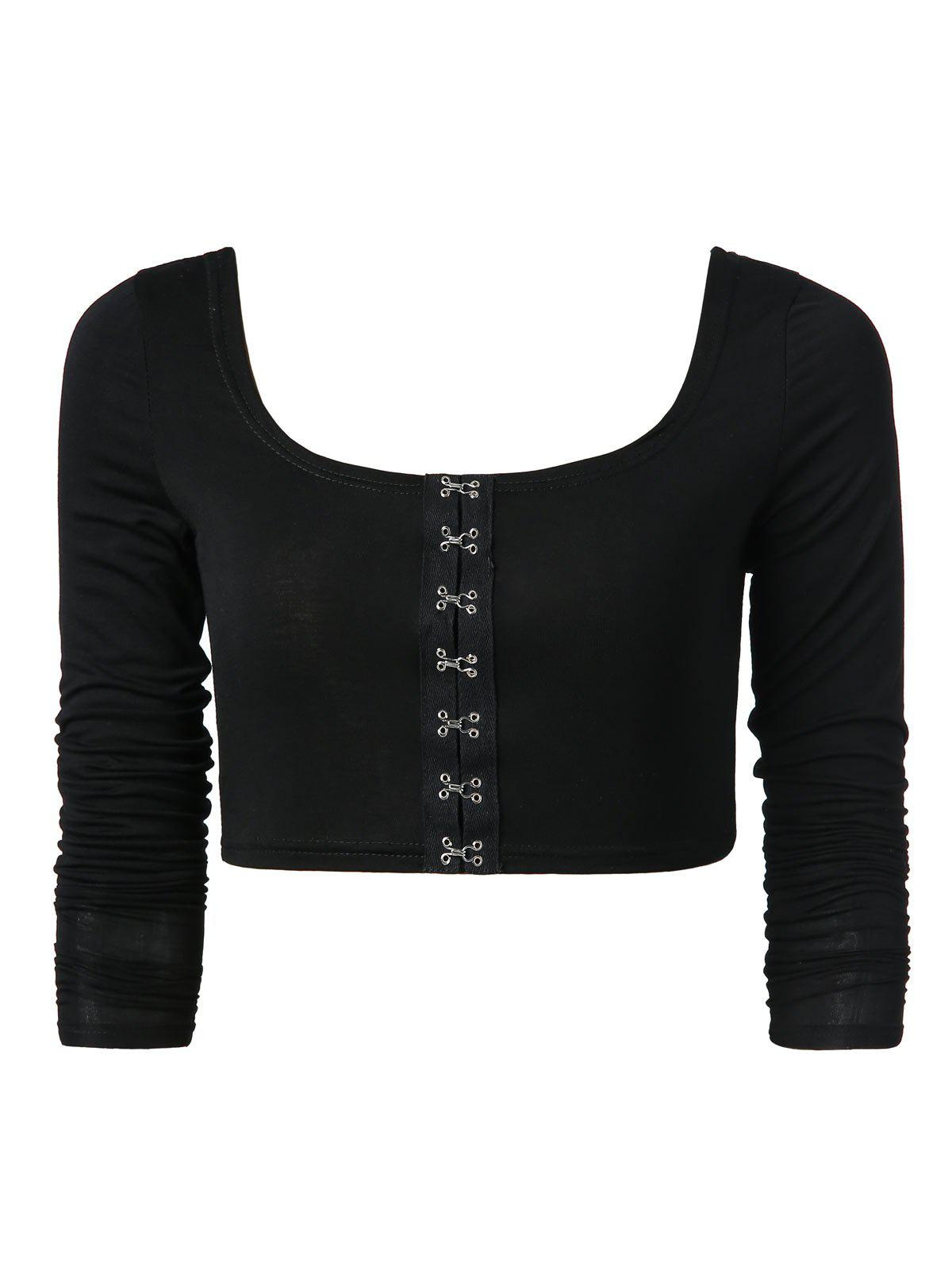 Best Long Sleeve Cropped Top