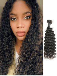 Brazilian Virgin Human Hair Deep Wave Hair Weft -