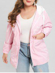 Front Pockets Front Pockets Zip Coat -
